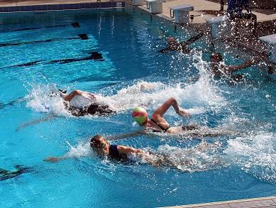 Super sprint triathlon - swim